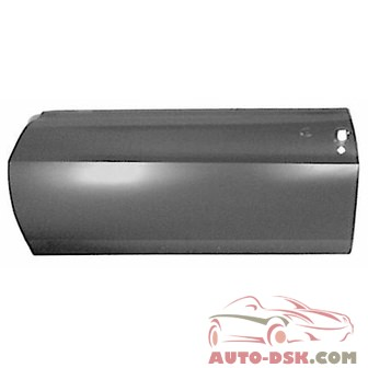 AAP Aftermarket Recyc Door Outer Panel - part #GMK302245069L