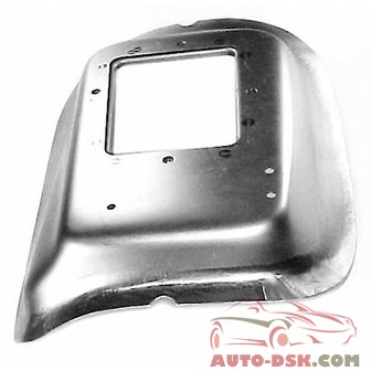 AAP Aftermarket Recyc Floor Pan - part #GMK4012507682
