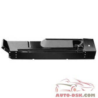 AAP Aftermarket Recyc Floor Pan - part #GMK4143510671L