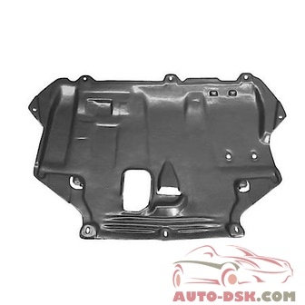 AAP Aftermarket Recyc Undercar Shield - part #FO1228135