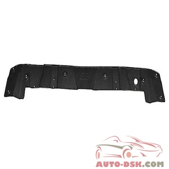 AAP Aftermarket Recyc Undercar Shield - part #KI1228118