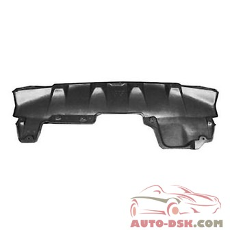 AAP Aftermarket Recyc Undercar Shield - part #NI1228131