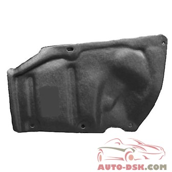 AAP Aftermarket Recyc Undercar Shield - part #SC1228102