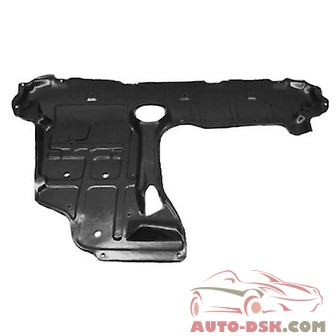 AAP Aftermarket Recyc Undercar Shield - part #TO1228143