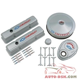 Chevrolet Performance Dress Up Kit for Chevy Small-Block Engines - part #141-360