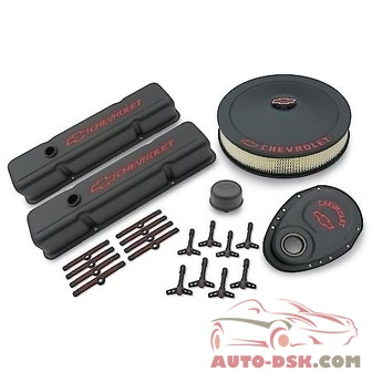 Chevrolet Performance Dress Up Kit for Chevy Small-Block Engines - part #141-758