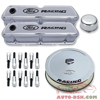 Ford Racing Engine Dress-Up Kit - part #302-510