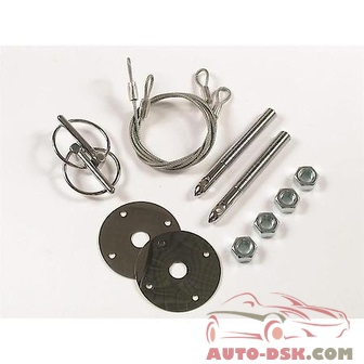 Mr. Gasket Competition Hood & Deck Pinning Kit - part #1617