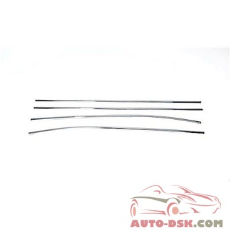 Putco Window Trim Accents, Chevrolet Silverado LD - Double Cab - part #97508