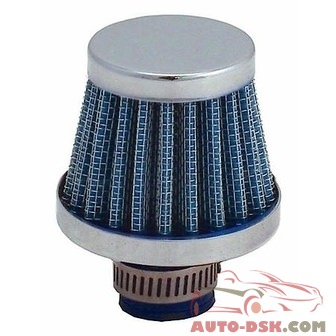 Spectre Breather Filter 10mm Blue - part #3996