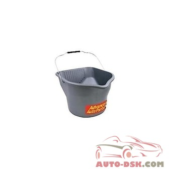 Carrand Car Wash Bucket (3 Gallon) - part #94106A