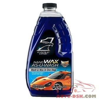 Eagle One NanoWax As-U-Wash (64 oz.) - part #836605