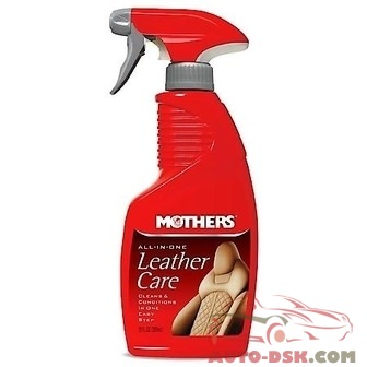 Mothers All-In-One Leather Care (12 oz.) - part #06512