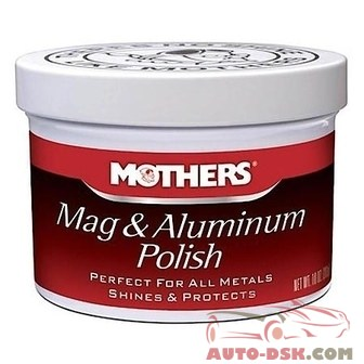 Mothers Mag & Aluminum Polish (10 oz.) - part #05101