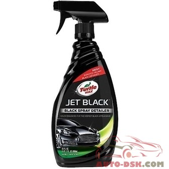 Turtlewax Black Spray Detailer (23 oz.) - part #T319